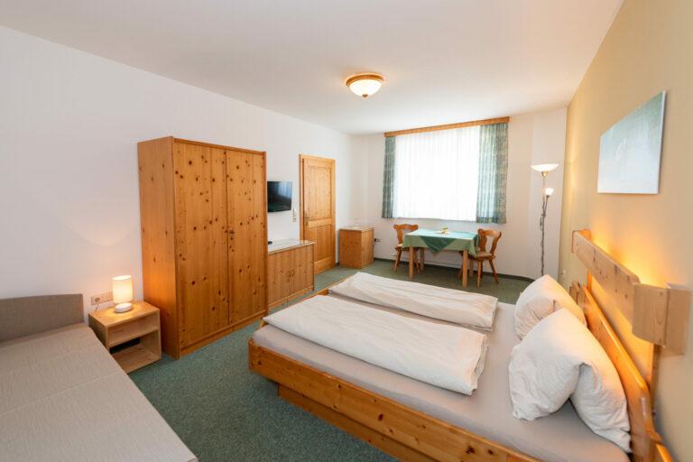 Unsere Komfortzimmer zum Erholen und Entspannen